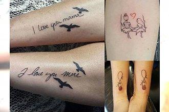 Tatuaże dla mamy i córki - 20 wzorów podkreślających tą niezwykłą więź