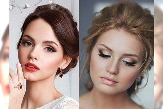 Makijaż ślubny 2018 - przegląd najświeższych trendów