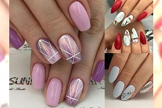 Manicure, któremu ciężko się oprzeć - 17 wyjątkowo ślicznych inspiracji