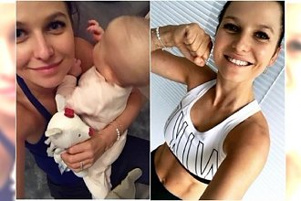 """Fanki spojrzały na nowe zdjęcie Lewandowskiej: """"Ktoś tu jednak nie ma opiekunek do dziecka"""". Co ją zdradziło?"""