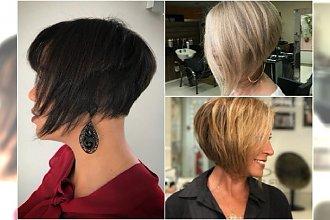 Modne fryzury BOB dla dojrzałych kobiet - 30 eleganckich cięć