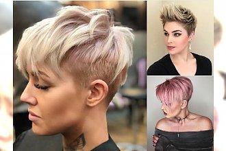 Krótkie fryzury w stylowych odsłonach – 20 supermodnych cięć