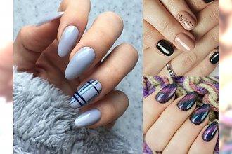 Modne zdobienia paznokci, które pokochasz - trendy 2018