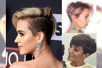 18 ultrakobiecych fryzur dla krótkich włosów - trendy 2018