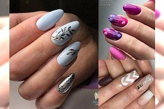 18 mega stylowych inspiracji na zdobienie paznokci - wow!