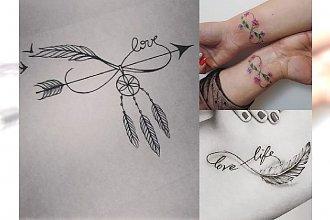17 pięknych pomysłów na tatuaż z symbolem nieskończoności