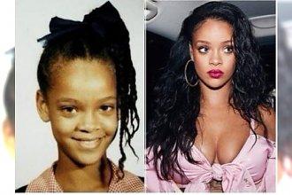 Rihanna świętuje 30. urodziny! Pamiętacie, jak wyglądała na początku kariery?