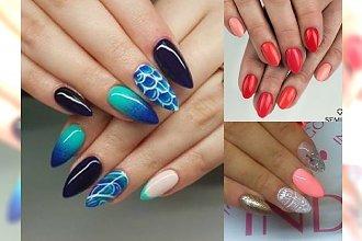 17 pomysłów na ultrakobiecy wiosenny manicure - galeria