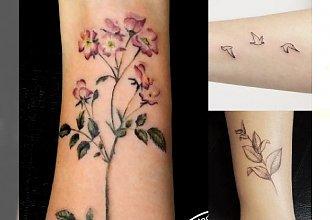 Tatuaże dla dziewczyn – 22 pomysły, którym ciężko się oprzeć