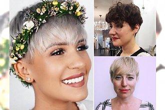 Fryzury dla włosów krótkich - nowoczesne cięcia, które odejmą lat