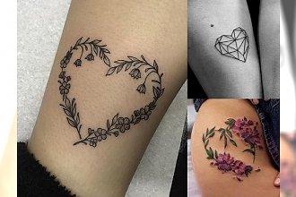 Tatuaż serce - najpiękniejsze wzory dla dziewczyn