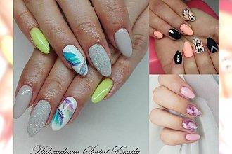 Galeria manicure na ten sezon - ponad 20 pomysłów na stylizację paznokci
