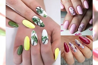 Wiosna 2018: top 20 pomysłów na oryginalny manicure