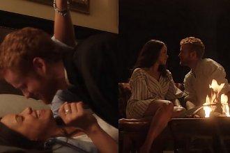 Tak wyglądają romantyczne chwile Meghan Markle i księcia Harry'ego. Powstał FILM o książęcej parze!