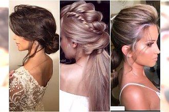 Fryzury na wesele - 20 najpiękniejszych uczesań z długich włosów