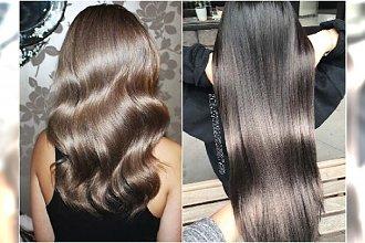 Mushroom brown - HIT w koloryzacji włosów dla kochających lśniące, chłodne brązy