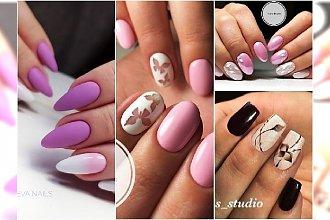 Wiosenny manicure: kwiaty, ombre, geometryczne zdobienia. Nie oprzecie się tym wzorom!