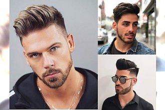 Oryginalne fryzury dla mężczyzn - przeglądamy najświeższe trendy