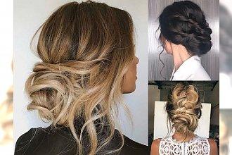 Piękne fryzury na wesele - galeria najnowszych fryzjerskich trendów