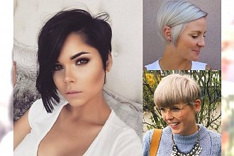 Krótkie fryzury 2018 - modne cięcia, które warto wypróbować tej wiosny!