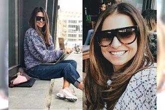 Anna Lewandowska ma nową fryzurę! Przypomniała modne cięcie sprzed lat. Pamiętacie?
