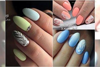 Najpiękniejsze wiosenne hybrydy. Wypróbujcie modne kolory: koral, limonkę i baby blue