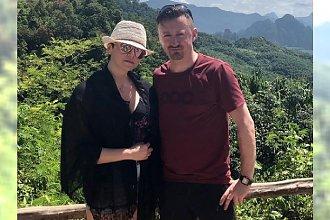 Adam Małysz z żoną na wakacjach w Tajlandii. Zobaczcie, jak wygląda bez koszulki