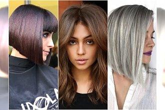 Najpiękniejsze fryzury średnie na wiosnę. 25 cięć, które podbiją wasze serce!