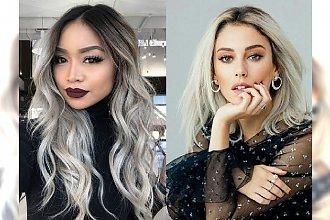Modna koloryzacja włosów 2018 – popielate blondy w 20 hipnotyzujących odcieniach