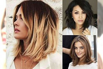 Modne fryzury o długości do ramion – przegląd kobiecych trendów