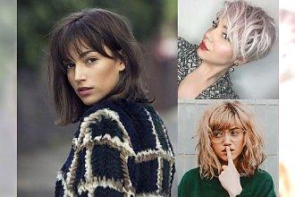 Fryzury z grzywką – sprawdzone cięcia dla włosów każdej długości