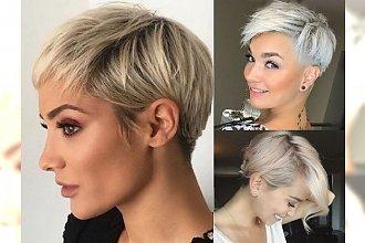 Krótkie blond fryzury na lato - 25 zjawiskowych cięć!