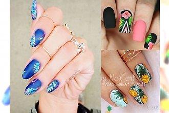 LATO 2018: galeria pomysłów na modny manicure!