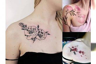 Tatuaż na kości obojczykowej - piękne wzory, które ozdobią Twój dekolt