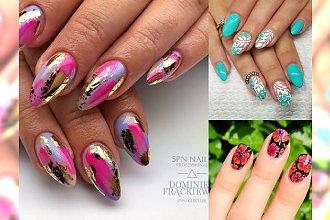 Letnie trendy manicure - nowe pomysły na modną stylizację paznokci