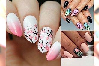 Najpiękniejsze stylizacje paznokci, które robią furorę w tym sezonie - galeria