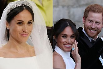 Meghan Markle miała DWIE suknie ślubne! Jak wyglądała kreacja weselna nowej księżnej?