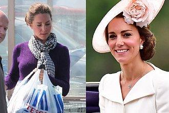 Monarchia też lubi dyskonty. Księżna Kate robi zakupy w TESCO!