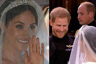 Meghan i Harry WZIĘLI ŚLUB! Zobaczcie pierwsze zdjęcia nowożeńców