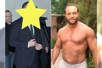 Emil Stępień dziś jest mięśniakiem, a kiedyś? PADNIECIE, jak zobaczycie, jak jeszcze niedawno wyglądał mąż Dody!