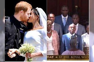 """""""Stand by me"""" w wersji gospel był hitem na ślubie Meghan Markle i księcia Harry'ego!"""