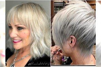 Najpiękniejsze fryzury dla kobiet 40+. Propozycje dla krótkich i średnich włosów