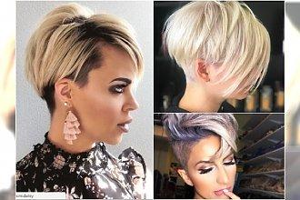 Krótkie fryzury z grzywką. Te cięcia są hitem Instagrama!