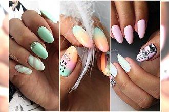 Największe trendy w letnim manicure: pastele, neony, geometryczne wzory