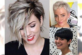 Krótkie fryzury w oryginalnych odsłonach - kobiece i pełne wdzięku!