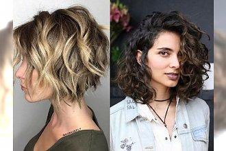 Curly bob - najpiękniejsze fryzurki dla kręconych włosów