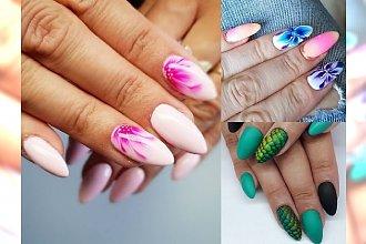 Sharm effect nails – przegląd najpiękniejszych stylizacji!