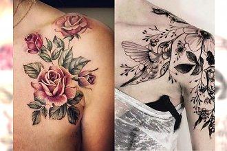 Tatuaże inspirowane naturą - te wzory to hit!