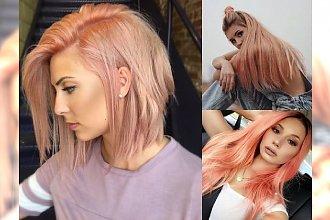 Rose gold – oryginalna koloryzacja dla blondynek i brunetek