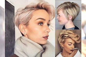 Fryzury dla włosów krótkich – te cięcia są na topie!